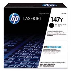 HP 147Y (W1470YG) BLACK US GOVERNMENT LASERJET TONER CARTRIDGE